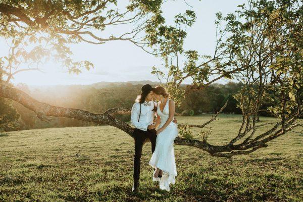 Sunshine Coast Country Wedding