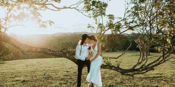 Sunshine Coast Country Wedding