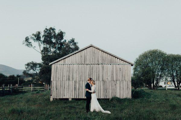 Tasmania Country Wedding