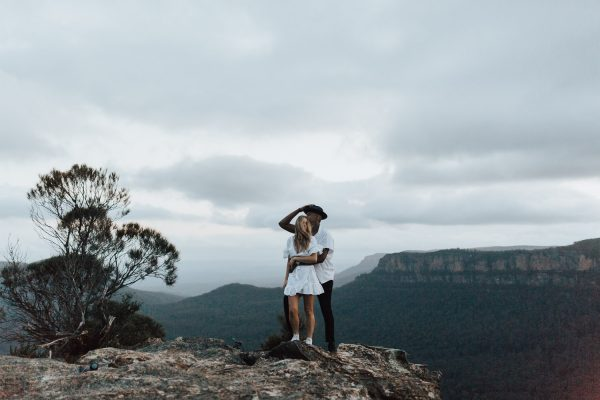 Engagement in the Mountains